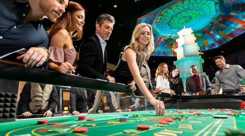 Added Benefits Online Casino Gaming